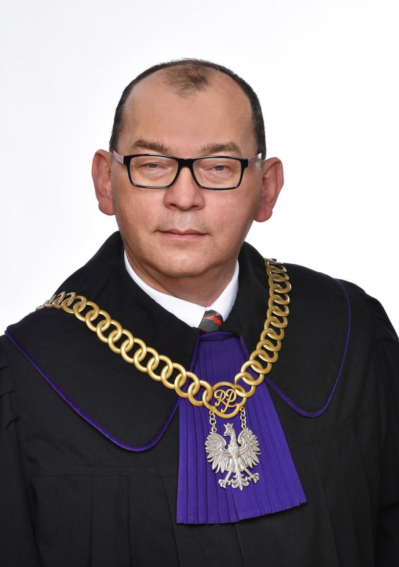 Sędzia Przemysław Radzik /Wikimedia Commons /