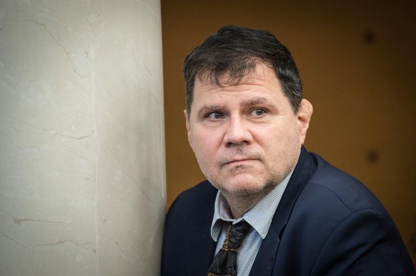 Sędzia TK Mariusz Muszyński /Jacek Domiński /Reporter