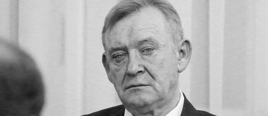 Sędzia TK prof. Henryk Cioch /Paweł Supernak /PAP