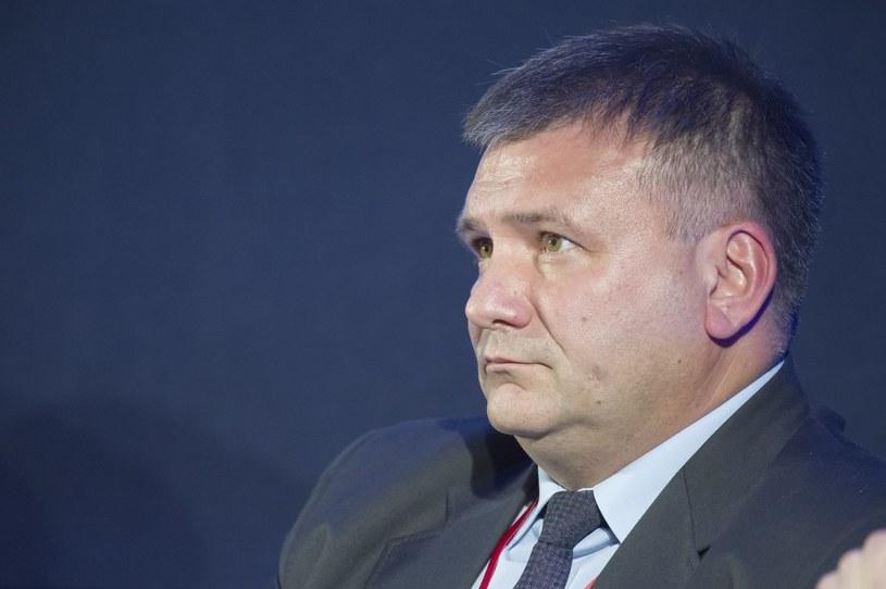 Sędzia Waldemar Żurek /Wojciech Strozyk/REPORTER /Reporter