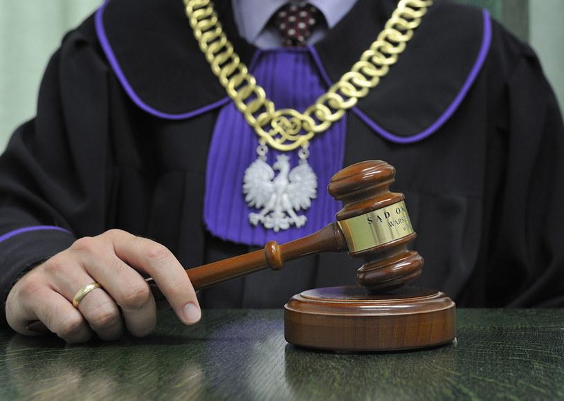 Sędzia; zdj. ilustracyjne /Krzysztof Wojciewski /Agencja FORUM
