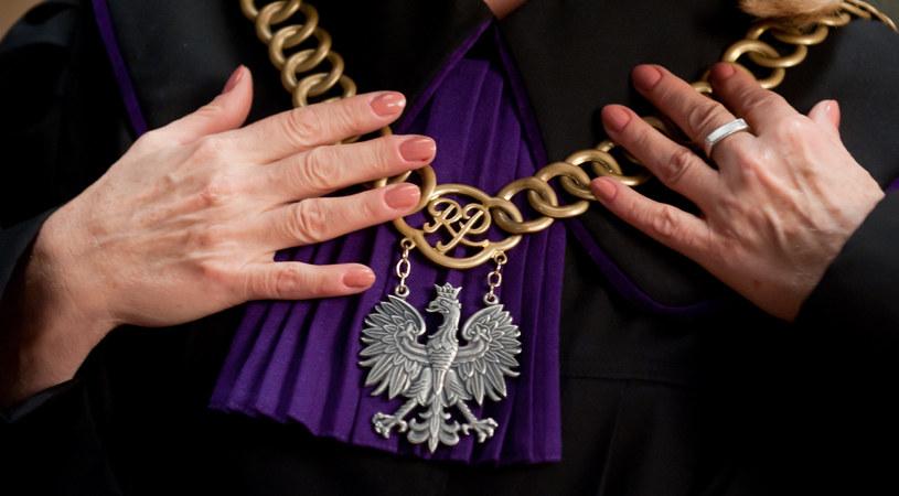 Sędzia, zdj. ilustracyjne /Bartosz Krupa /East News