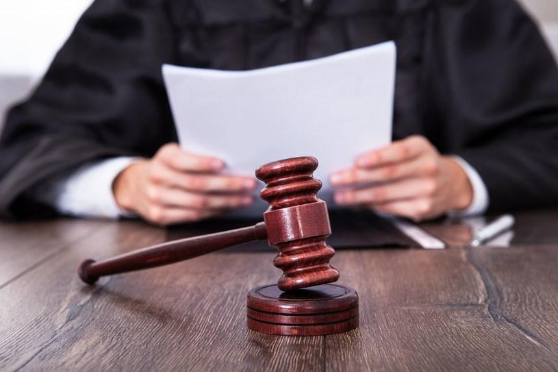 Sędzia /123RF/PICSEL