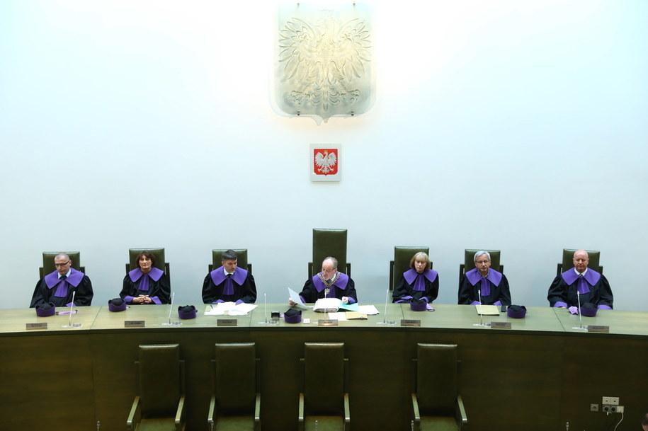 Sędziowie Sądu Najwyższego /Rafał Guz /PAP