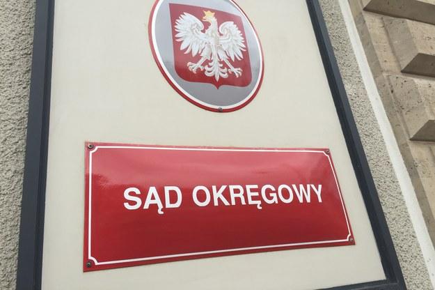 Sędziowie Sądu Okręgowego w Łodzi zaapelowali o niekandydowanie do KRS. /Kuba Kaługa /RMF FM