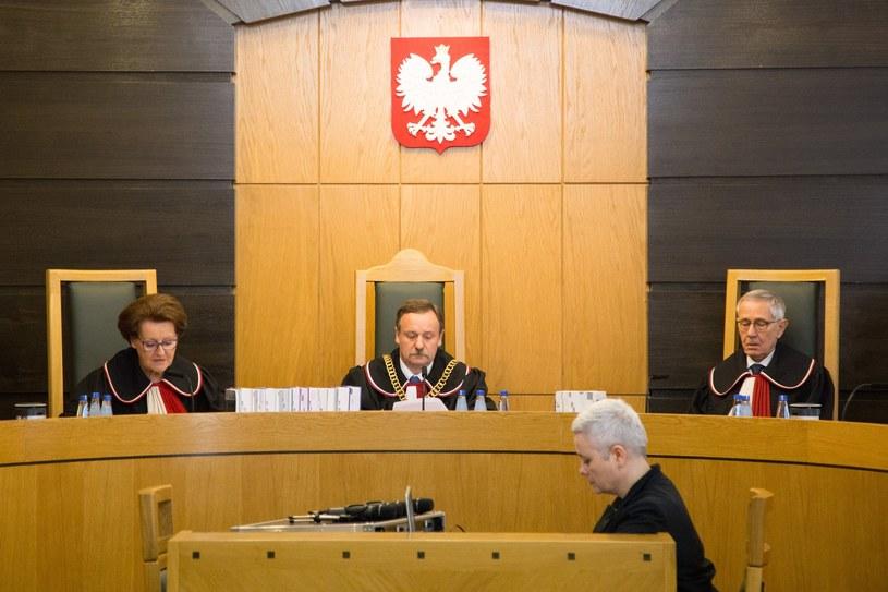 Sędziowie TK, zdj. ilustracyjne /Maciej Łuczniewski /Reporter