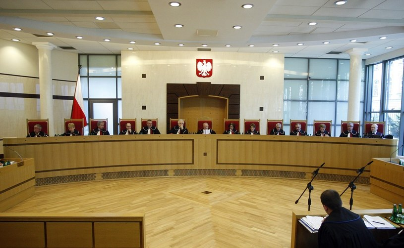 Sędziowie Trybunału Konstytucyjnego /Reporter
