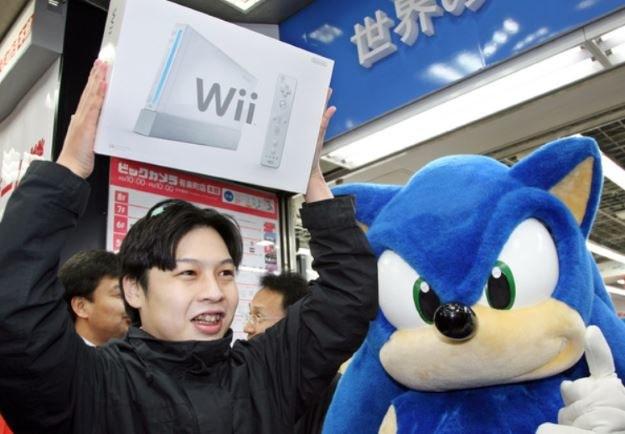 Sega, Nintendo /AFP
