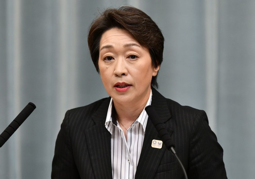 Seiko Hashimoto /AFP