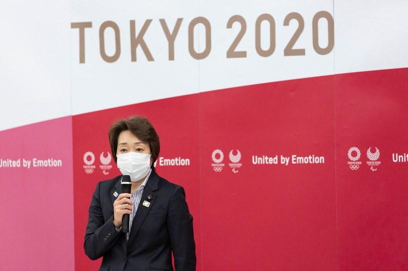 Seiko Hashimoto / AFP/POOL YUICHI YAMAZAKI/ /AFP