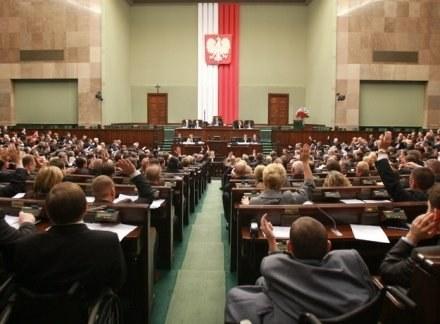 Sejm ma nowych posłów / fot. P. Bławicki /Agencja SE/East News