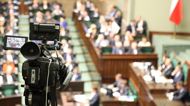 Sejm na zdjęciu ilustracyjnym /Archiwum RMF FM