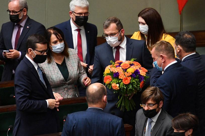 Sejm nie zgodził się na odwołanie ministra rolnictwa i rozwoju wsi Grzegorza Pudy /Piotr Nowak /PAP
