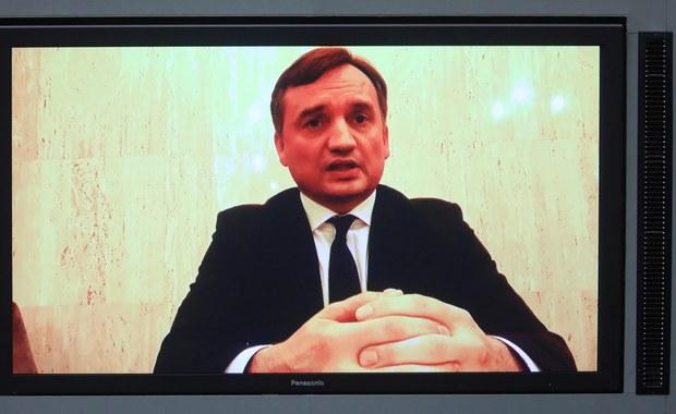 Sejm odrzucił wniosek o wotum nieufności wobec Zbigniewa Ziobry