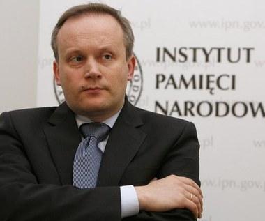 Sejm powołał Łukasza Kamińskiego na prezesa IPN