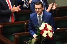 Sejm udzielił rządowi Mateusza Morawieckiego wotum zaufania