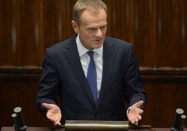 """Sejm: Wotum zaufania dla rządu, cała koalicja """"za"""""""