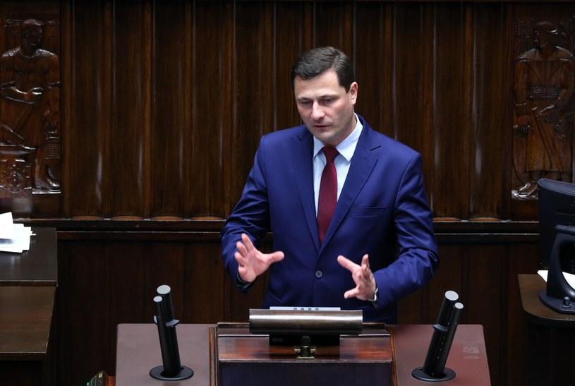 Sejm wybrał Krzysztofa Paszyka do komisji śledczej ds. Amber Gold /Stanisław Kowalczuk /East News