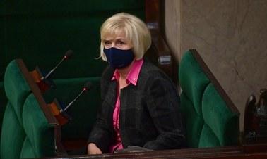 Sejm wybrał Lidię Staroń na RPO. Kandydaturę musi zatwierdzić Senat