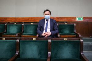 Sejm wybrał RPO. Prof. Marcin Wiącek był jedynym kandydatem