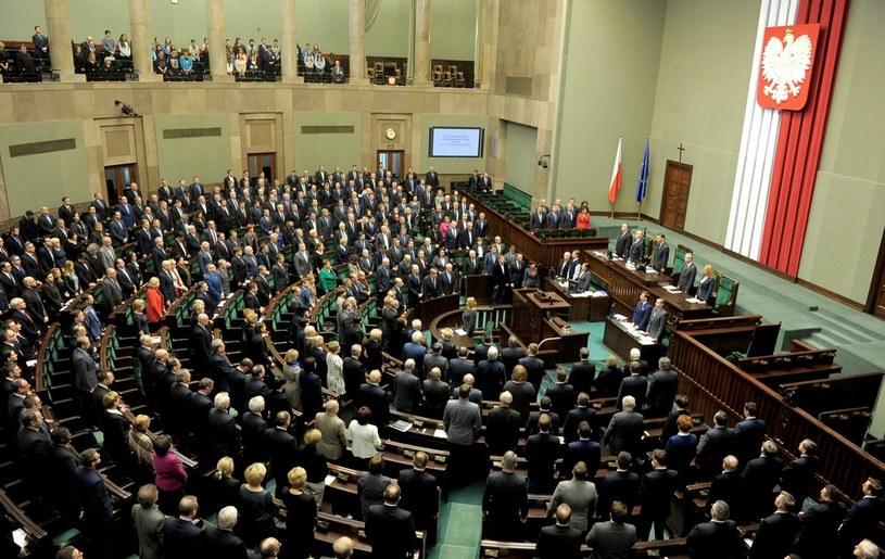 Sejm wymaga przewietrzenia? /Jan Bielecki /East News