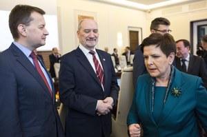 Sejm zdecydował: wotum nieufności dla rządu Beaty Szydło odrzucone