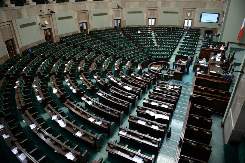Sejm, zdj. ilustracyjne /Jacek Turczyk /East News