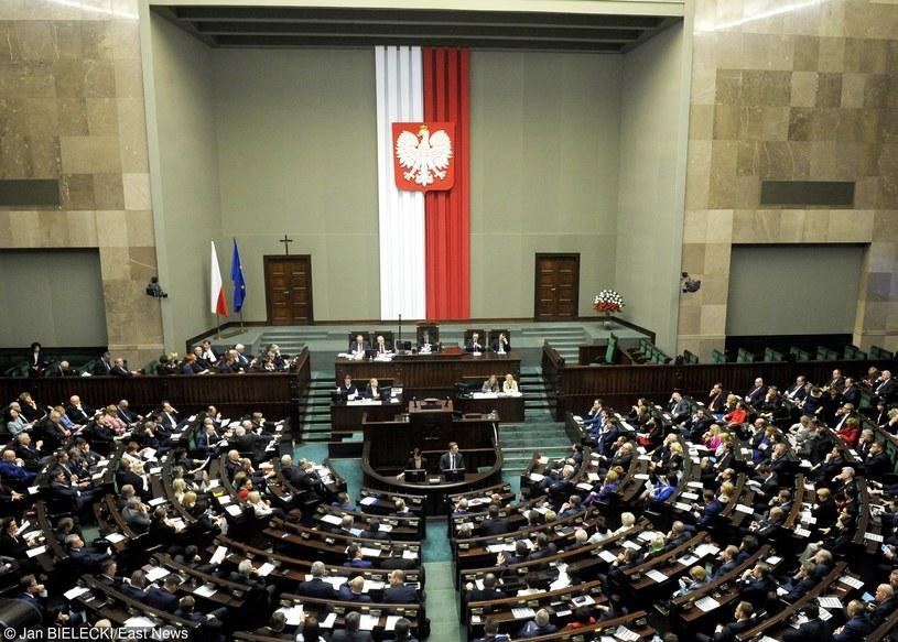 Sejm/zdj. ilustracyjne /Jan Bielecki /East News