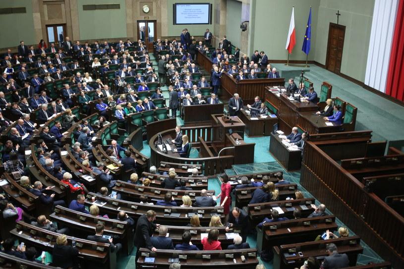 Sejm/Zdj. ilustracyjne /Leszek Szymański /PAP