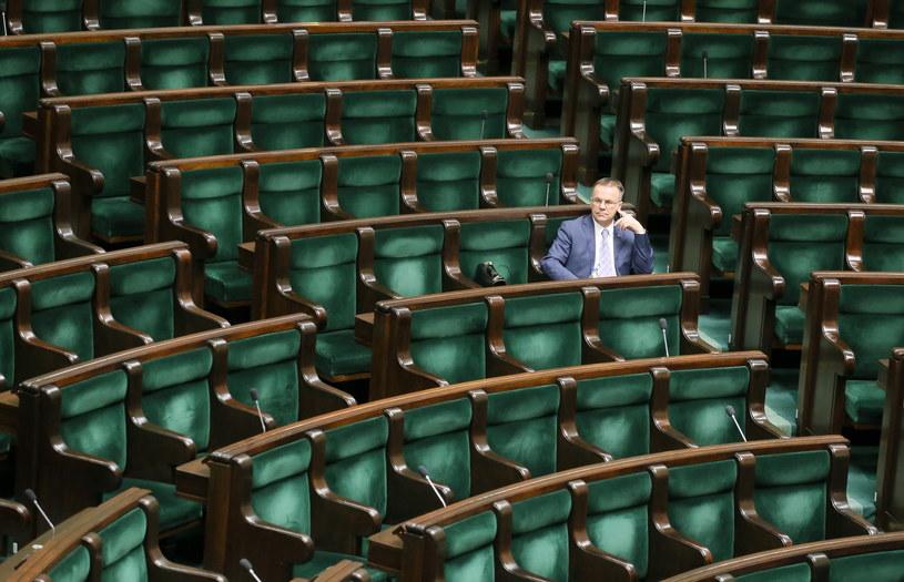 Sejm, zdj. ilustracyjne /Paweł Supernak /PAP