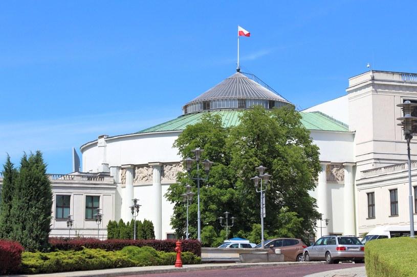 Sejm, zdj. ilustracyjne /123RF/PICSEL