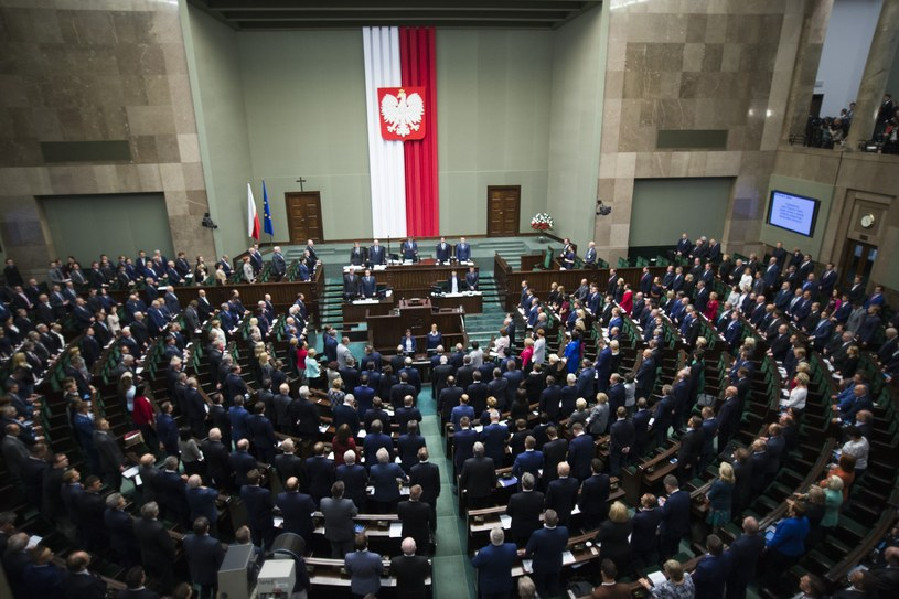 Sejm, zdj. ilustracyjne /Jakub Wosik  /Reporter