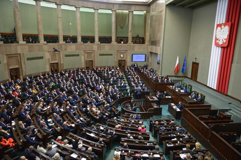 Sejm, zdj. ilustracyjne / Marcin Obara  /PAP