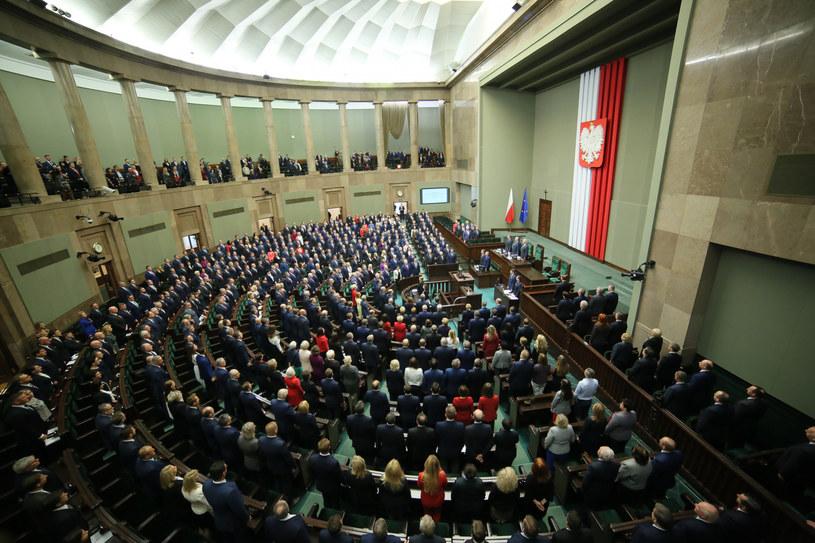 Sejm, zdj. ilustracyjne /Piotr Molecki /East News
