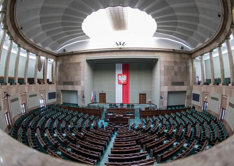 Sejm, zdjęcie ilustracyjne /Tomasz Jastrzebowski/REPORTER /Reporter