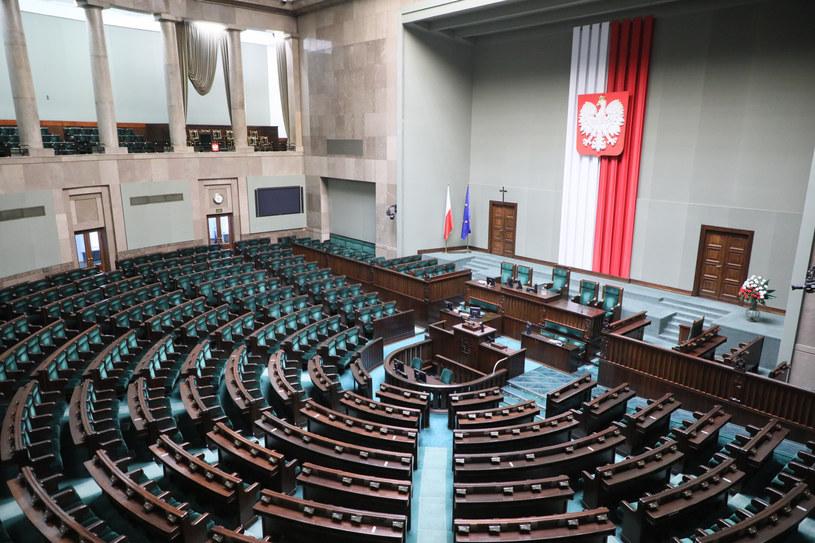 Sejm; zdjęcie ilustracyjne /Piotr Molecki /East News