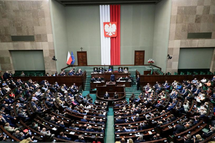 Sejm, zdjęcie ilustracyjne /Piotr Molecki /East News