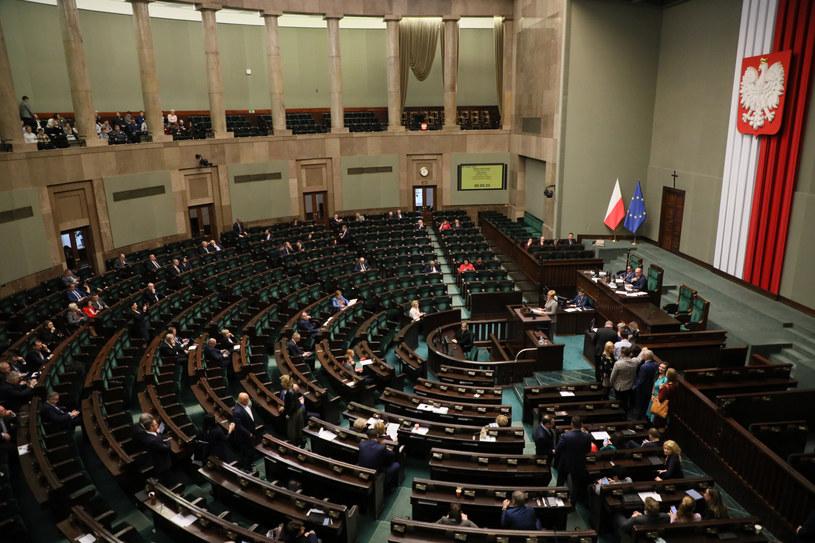 Sejm, zdjęcie ilusytacyjne /Jakub Kamiński   /East News