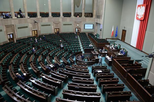 Sejm znowelizował tegoroczny budżet /fot. Jacek Turczyk /PAP