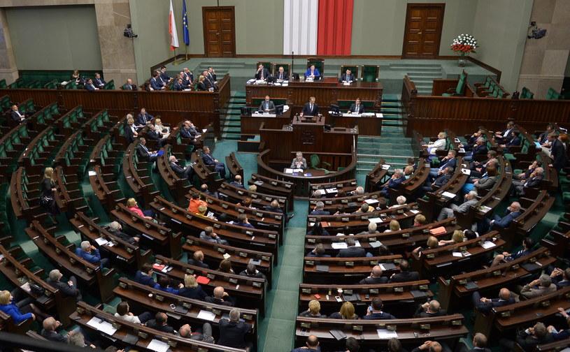 Sejm /Radek Pietruszka /PAP