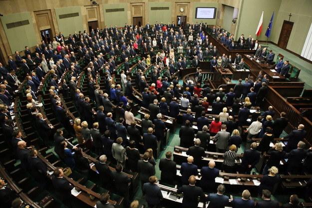Sejm /Tomasz Gzell
