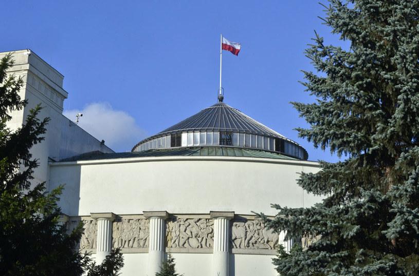 Sejm /Włodzimierz Wasyluk /East News