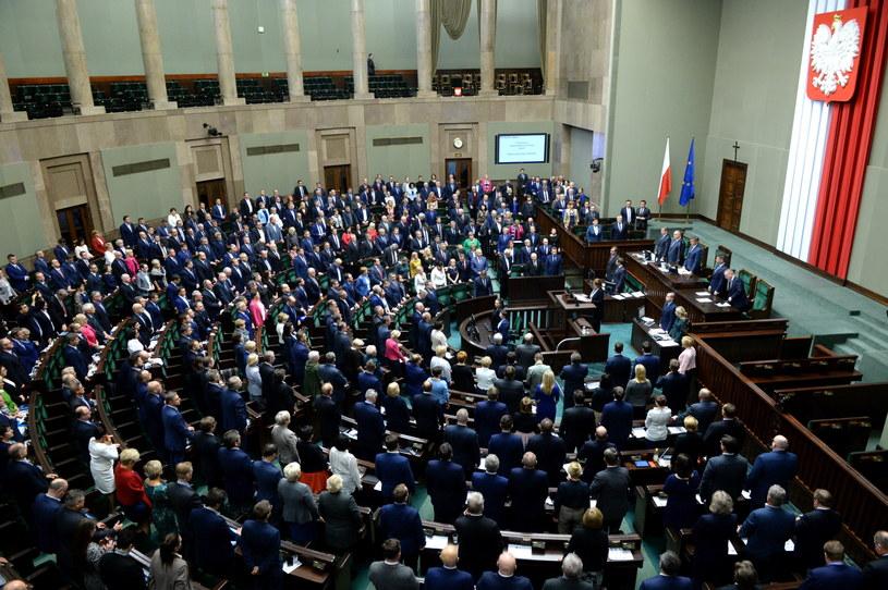 Sejm /Jacek Turczyk /PAP
