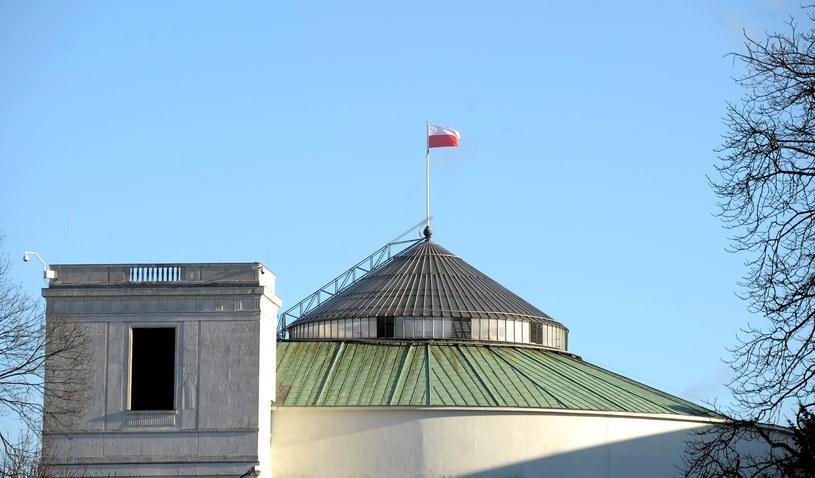 Sejm /Fot. Jan Bielecki /East News