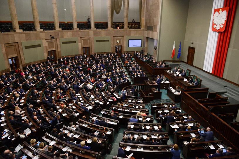 Sejm / Jakub Kamiński    /PAP