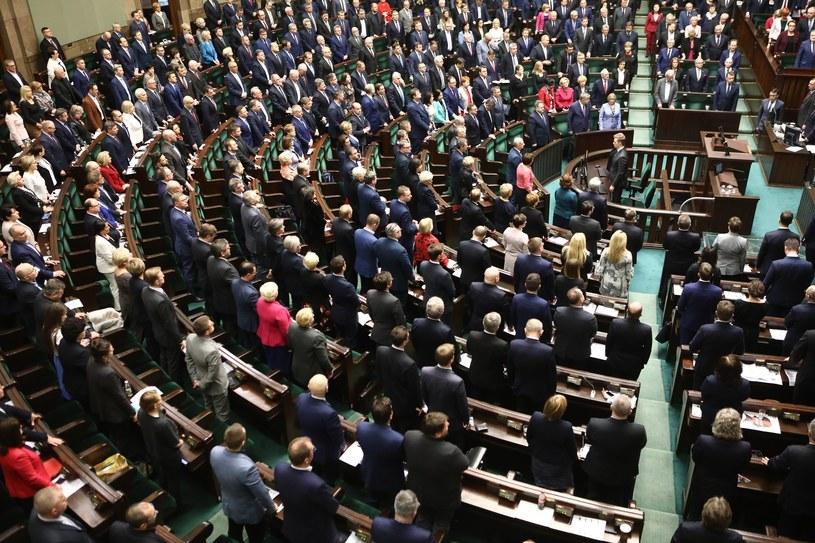 Sejm /Fot. Stanislaw Kowalczuk /East News