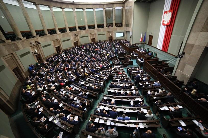 Sejm /Piotr Molecki /East News