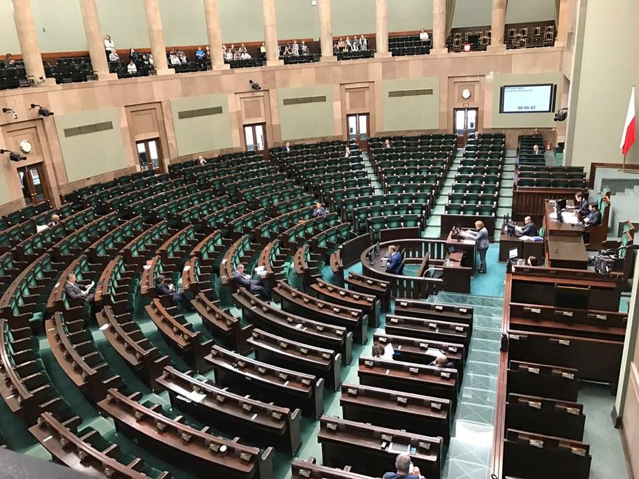 Sejm /Mariusz PIekarski /RMF FM