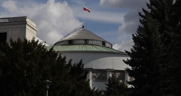 Sejm /Piotr Szydłowski /RMF FM