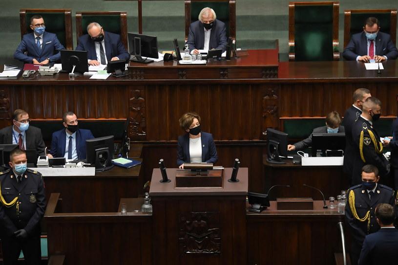 Sejm /Piotr Nowak /PAP